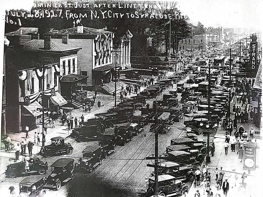 Rome NY 1927