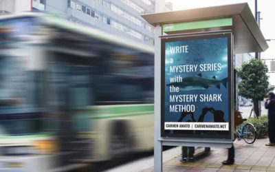 Mini Masterclass: How to Write a Mystery Series