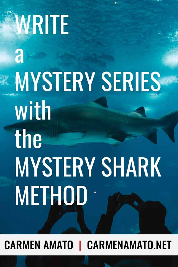 Mystery Shark Method masterclass