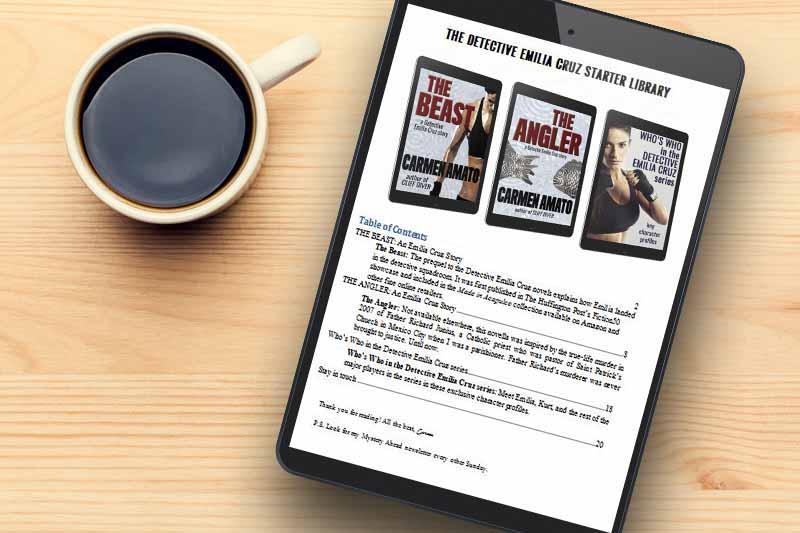Starter library on iPad
