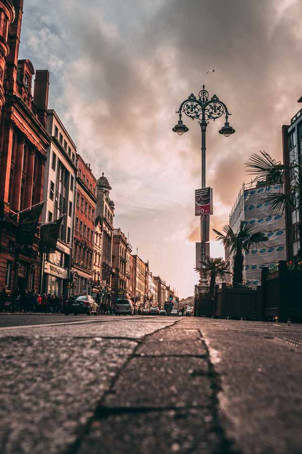 Dublin photo by Lucas Swinden,