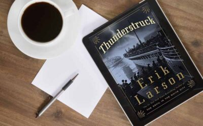 Book Review: THUNDERSTRUCK by Erik Larson