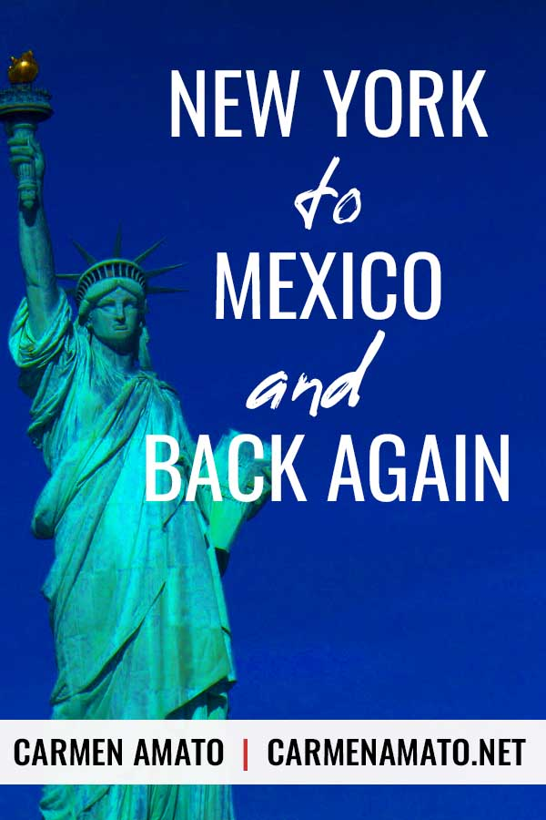 From New York to Mexico