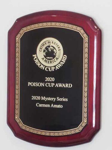 Crime Masters award