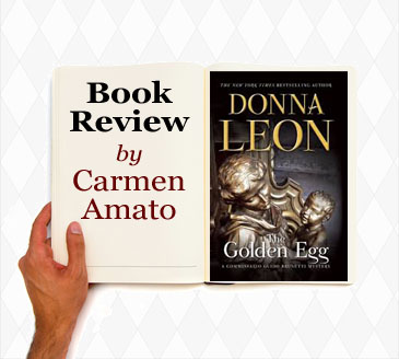 review The Golden Egg Donna Leon