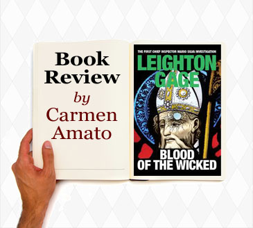 Book Review: Blood of the Wicked by Leighton Gage