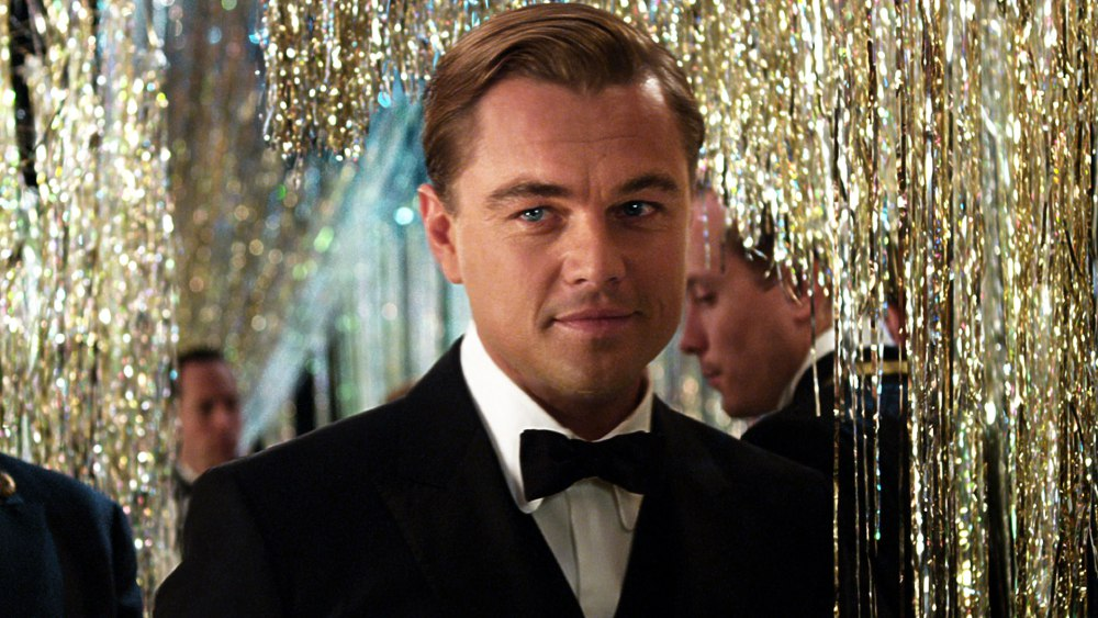 Leo as a Great Gatsby
