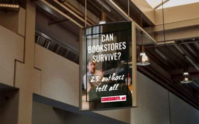 Can Bookstores Survive? 25 Influential Authors Tell All
