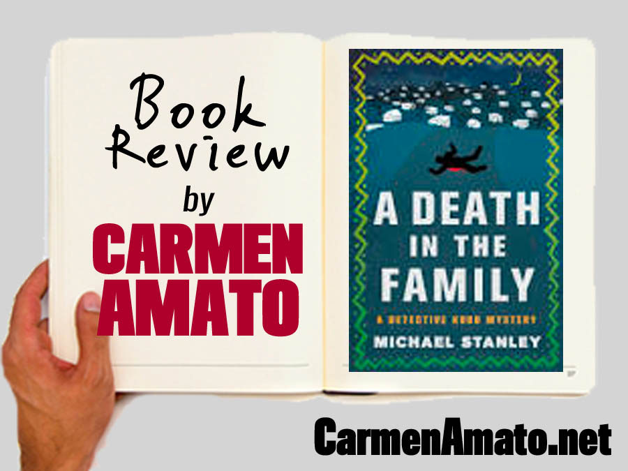 Book Review: A Death in the Family by Michael Stanley