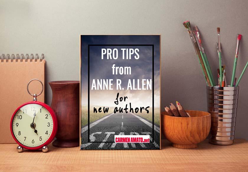 Anne R. Allen protips