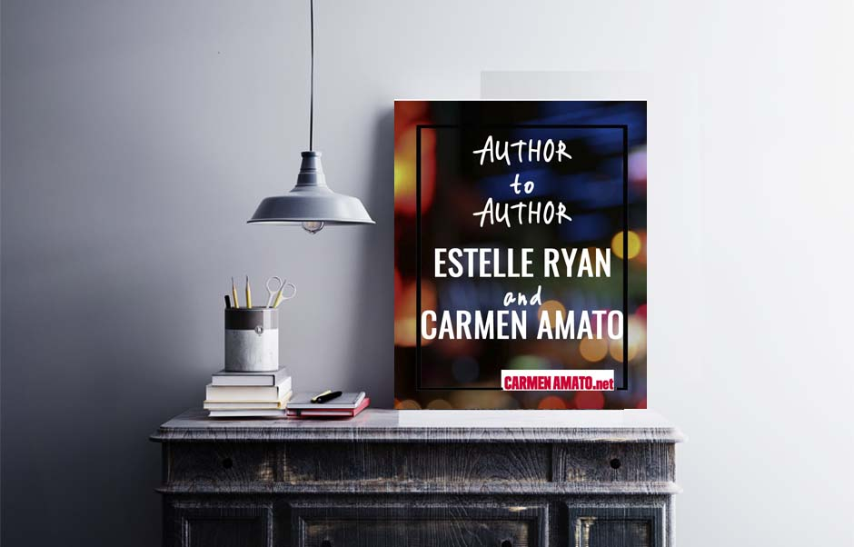 Author to Author with Estelle Ryan
