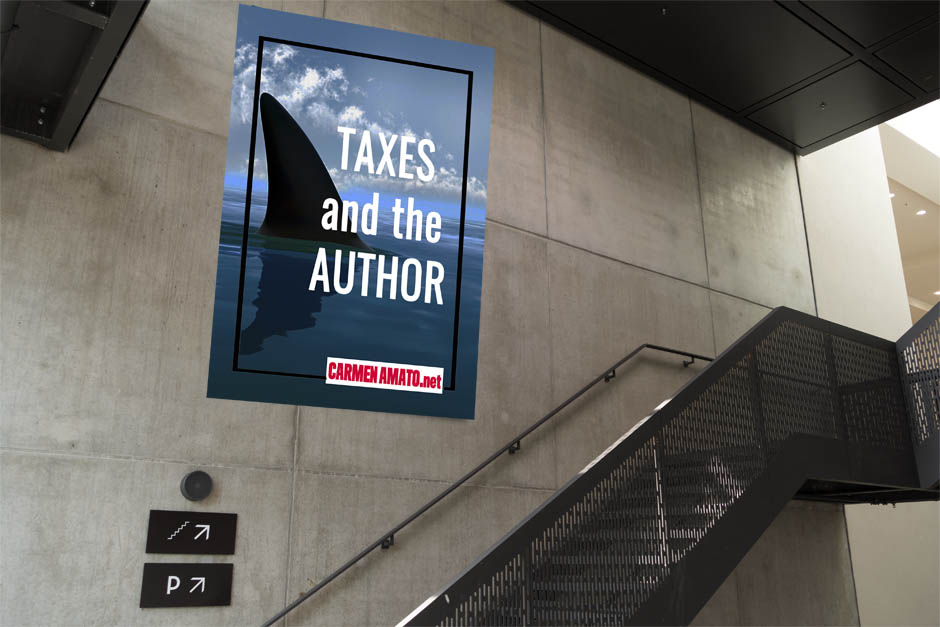 Taxes and the Mystery Author: Winners and Losers