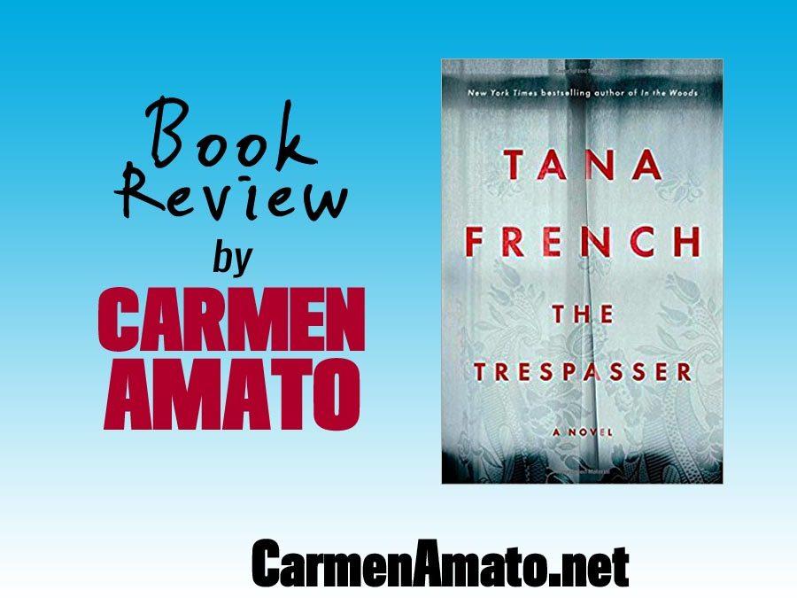Book review The Trespasser