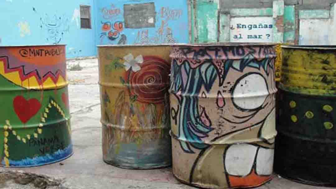 The Art of Casco Viejo