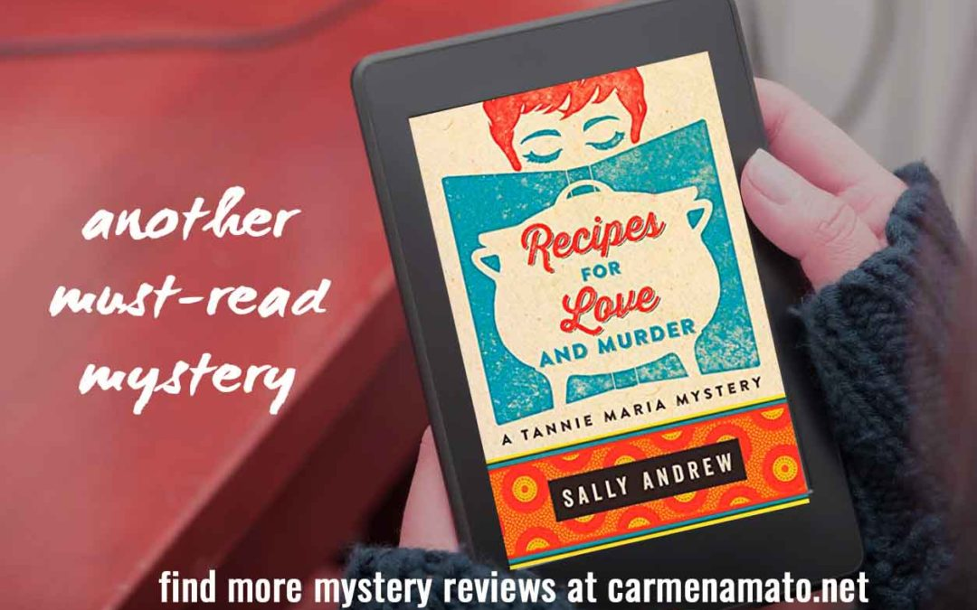 Sally Andrew's deadly and delicious Tannie Maria mysteries