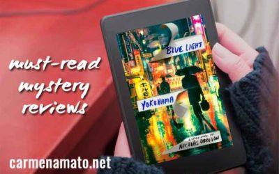 Book Review: Blue Light Yokohama by Nicolás Obregón
