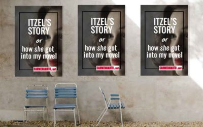 Itzel's story, or how she came to be in a thriller