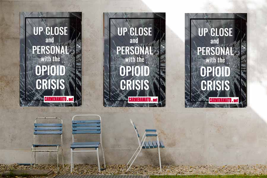 Welcome to the opioid crisis