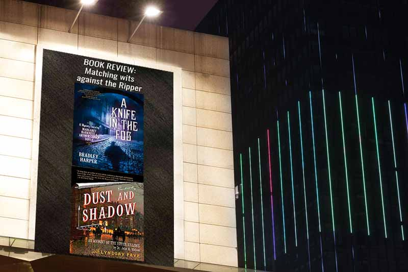 Book review: Sherlock Holmes, twice as nice