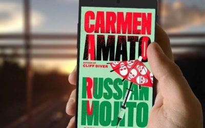 New Release! RUSSIAN MOJITO, Detective Emilia Cruz Book 7