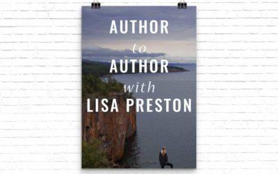 Mystery author Lisa Preston: new series, dinner with Twain & tech advice