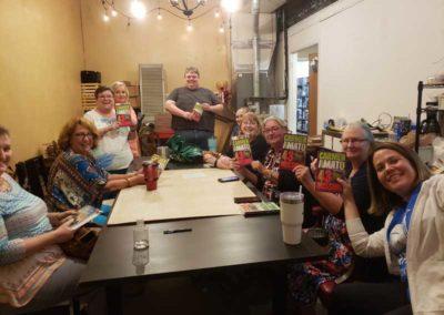 Herper's Mystery Book Club