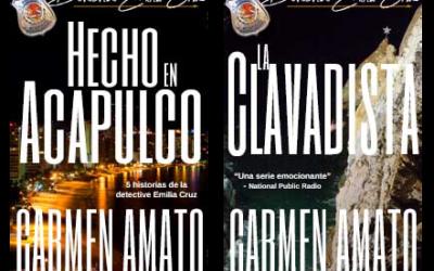 Detective Emilia Cruz Mysteries Released in Spanish