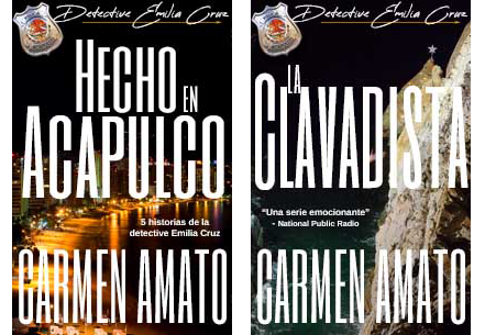 Detective Emilia Cruz Mysteries Released in Spanish