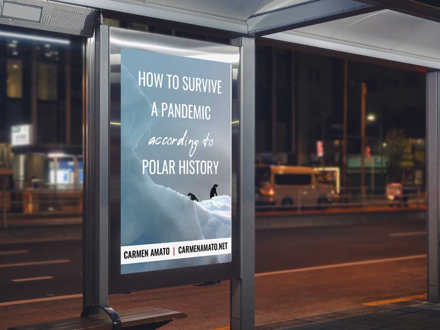"How to Survive a Pandemic from Polar History's ""Wicked Mate"""