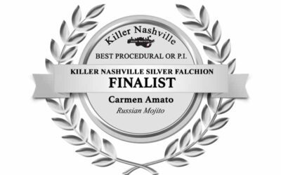 7th Detective Emilia Cruz Mystery is Finalist for 2020 Silver Falchion
