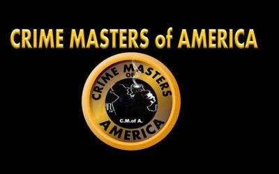 Carmen Amato Receives Poison Cup Award from CrimeMasters of America