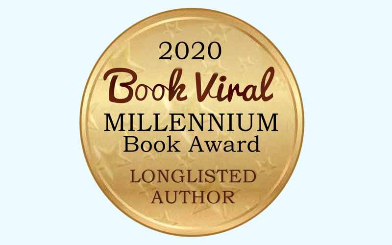 BookViral award medallion