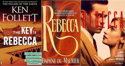 Rebecca book and movie review