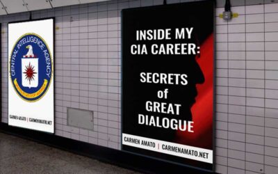 Inside my CIA Career: Secrets of Great Dialogue