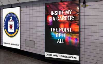 Inside my CIA Career: The Point of It All