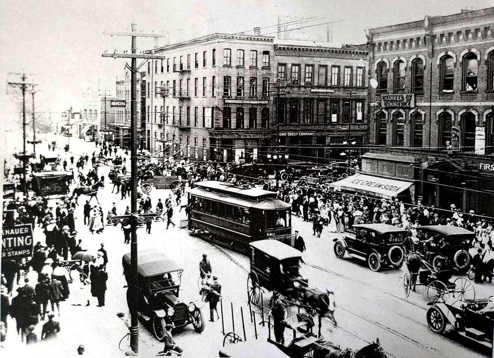 Rome, NY circa 1921