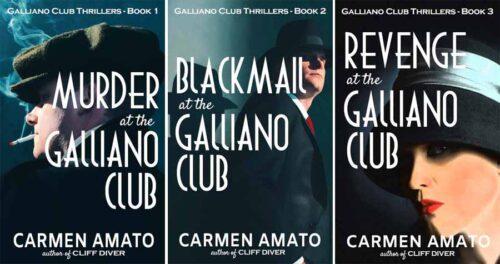Galliano Club 3 book series