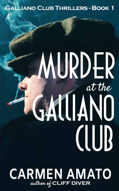 Murder at the Galliano Club