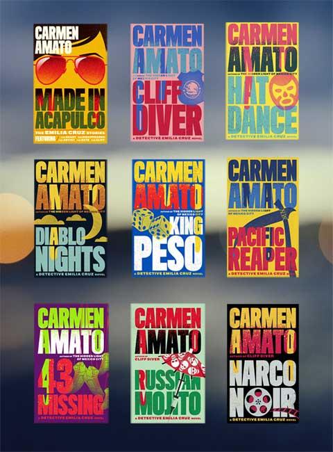 Galliano Club thriller series