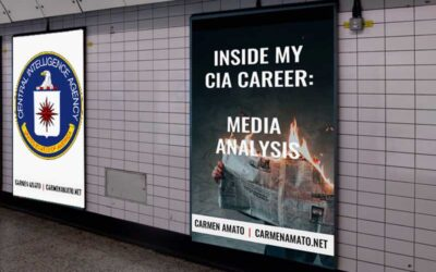 Inside my CIA Career: Media Matters