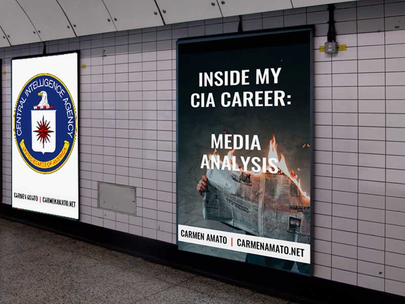 CIA career Media Matters