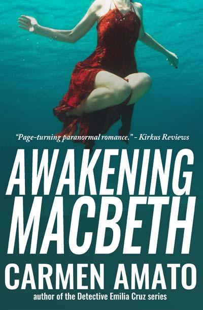 Awakening Macbeth paranormal thriller