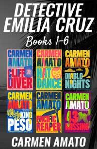 Emilia Cruz Box Set books 1-6