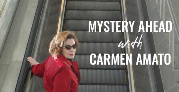 Mystery Ahead with Carmen Amato