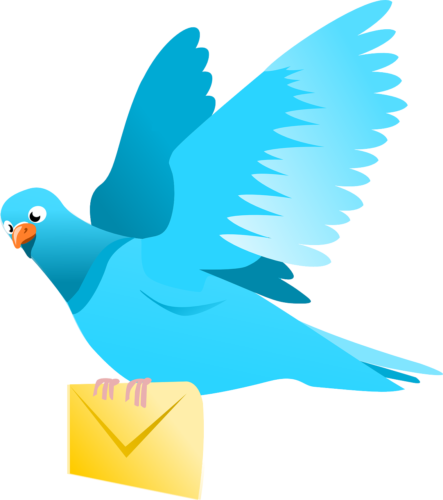 email delivery via carrier pigeon