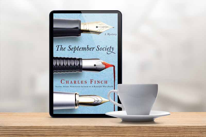 Book Review: THE SEPTEMBER SOCIETY by Charles Finch