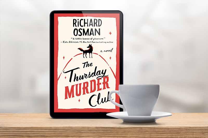 Book Review: THE THURSDAY MURDER CLUB by Richard Osman