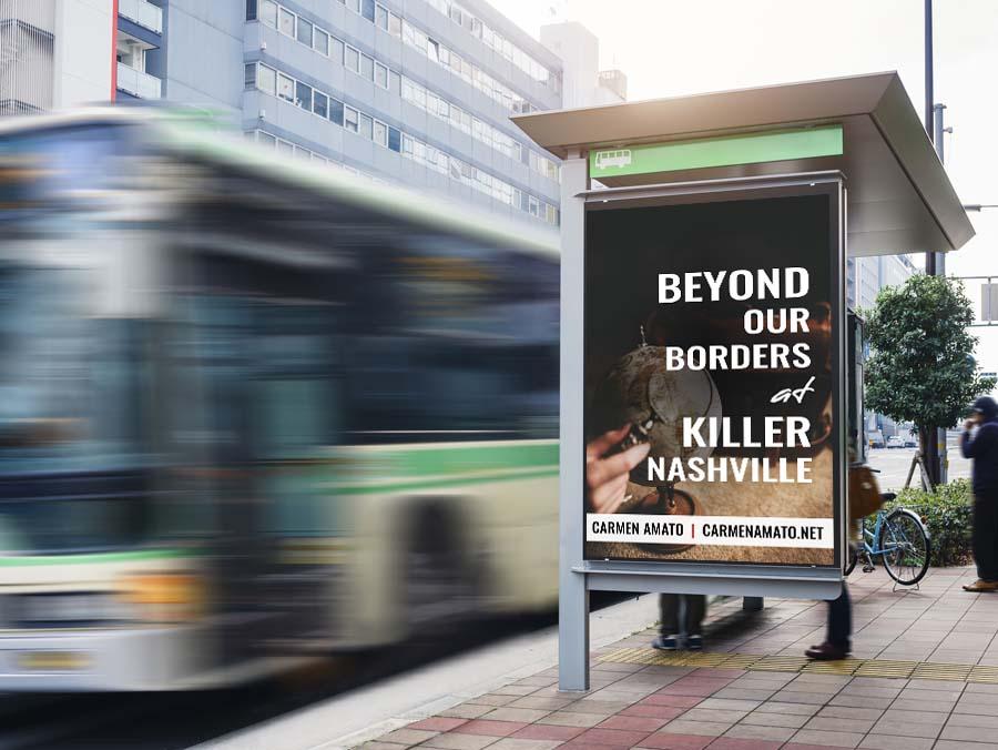 Killer Nashville on Writing International Mystery and Crime Fiction