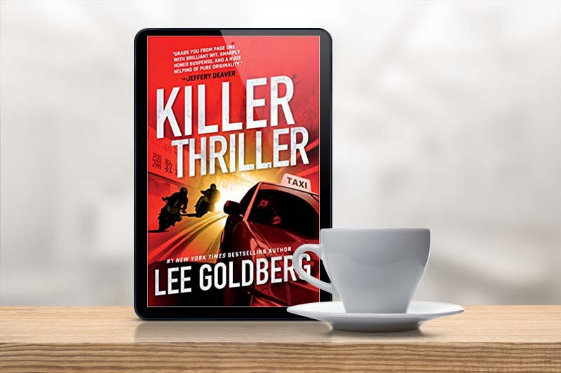 Book Review: KILLER THRILLER by Lee Goldberg