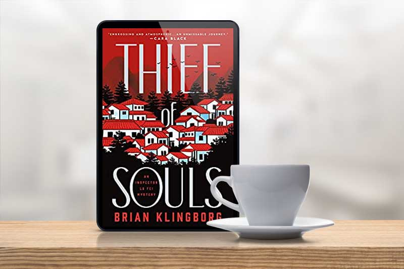 Book Review: THIEF OF SOULS by Brian Klingborg
